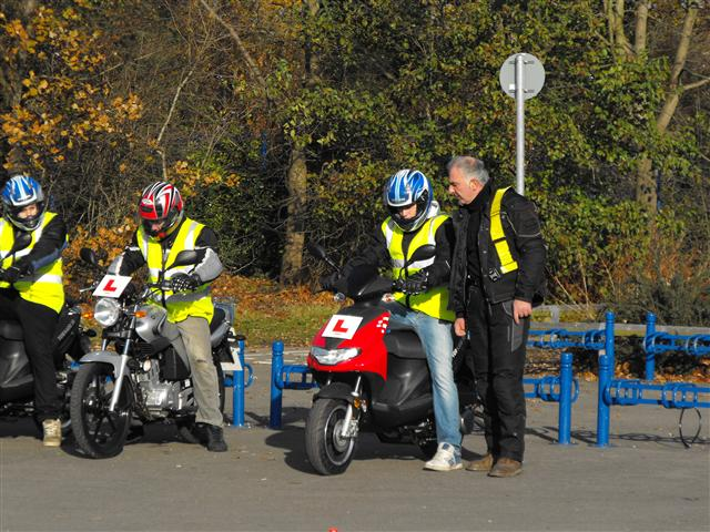Motorcycle Training Guildford